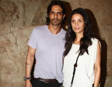 Arjun Rampal- Mehr Jesia Split: Here's All the Gossip Floating Around About the Separation