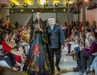 Atelier India: Designers Raghavendra Rathore, Rajesh Pratap Singh, Rohit Bal and Shantanu & Nikhil Showcase Their Brilliant Collection at Robinson ME