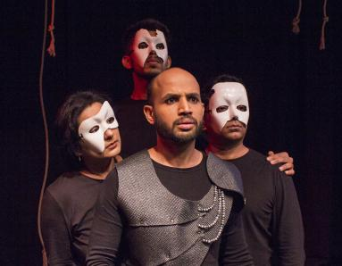 An Evening Of Striking Theatrical Performance In Dubai