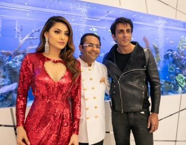 Rizwan Sajan's Birthday in December Was One Grand Bash