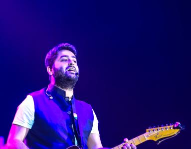 Arijit Singh's Concert: A Musical Night To Remember