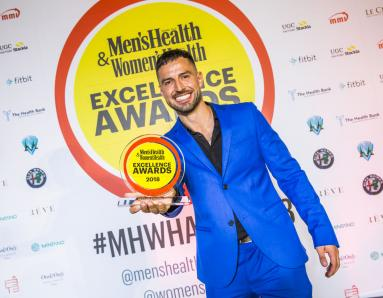 The Winners Of Men's Health & Women's Health Excellence Awards 2018!