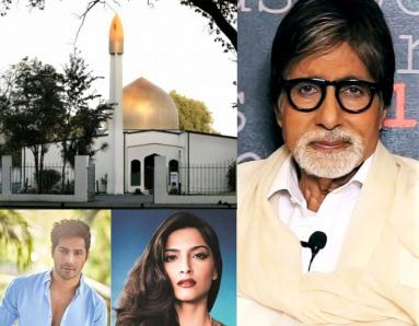 Christchurch Mosque Attack: Amitabh Bachchan, Sonam Kapoor and Varun Dhawan, Among Others, Condemn the Attack