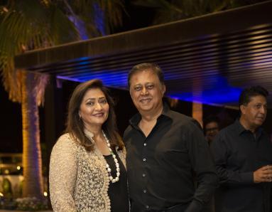 Yogesh Mehta and Sanjiv Saraf Host Shaam-e-Rekhta, a Musical Evening with Tanya Wells and Paolo Vinícius