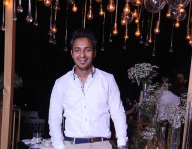 Amjad Bhatti Has A 'Slay La Vie' Birthday!