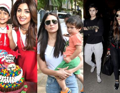 Mother's Day Special: Bollywood's Fittest Moms!