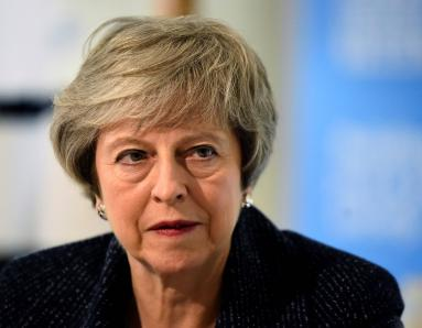UK Anchor's Question on Theresa May Backfires, Watch Viral Video