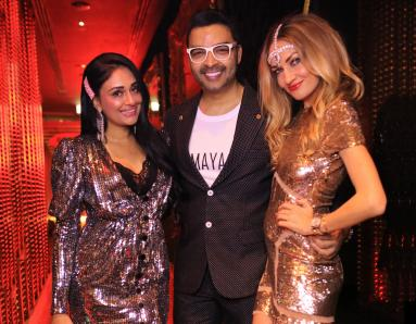 Launch Of Maya - The Brand New Fusion Night At Vii Dubai