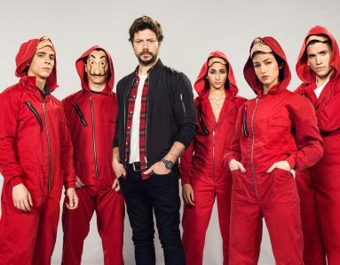Money Heist: Why Its Characters Make This Netflix Series a Modern Cult