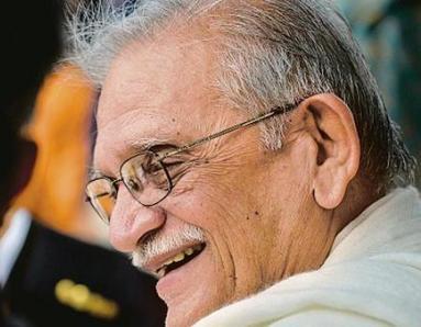 For Gulzar, on His 85th Birthday