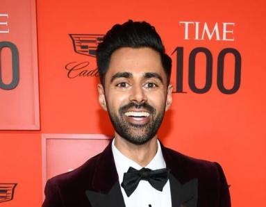 Hasan Minhaj Begins New Season of Patriot Act with Mental Health