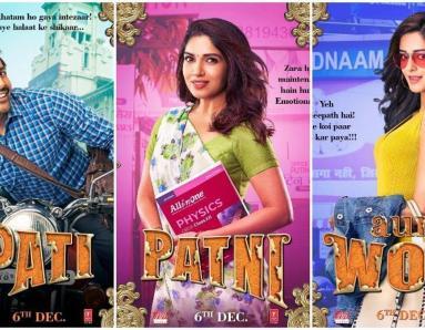 Pati Patni Aur Woh Movie Review: Kartik Aryan Has A Connect You Can't Miss