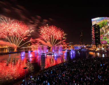 Diwali 2019 Dubai: Where To Watch The Biggest Fireworks Show