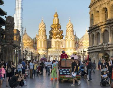 Dubai Global Village 2019: Ripley's Believe It or Not! Museum Headed to the Festival for the First Time