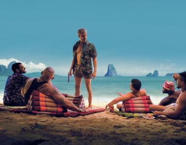Netflix Paradise Beach Movie Review: It is Just Another Uninspiring Crime Drama