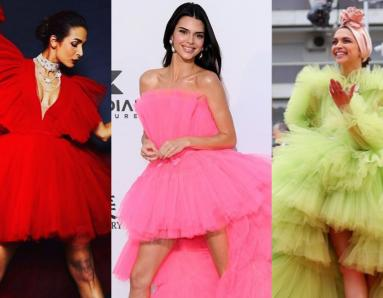 Deepika Padukone, Malaika Arora, Kendall Jenner Make a Statement in Tulle Gowns