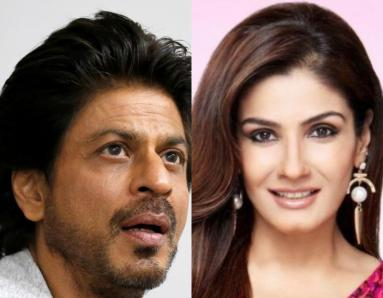 Shah Rukh Khan On The Love Laugh Live Show, Raveena Tandon Shared THIS Secret About the Actor