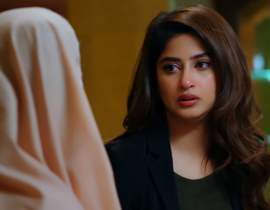 Sajal Ali and Ahad Raza Mir's Ye Dil Mera Speaks About Mental Illness and It Is Spot On