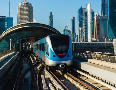 New Year's Eve in Dubai: More than 2 Million People Used Public Transport on December 31st