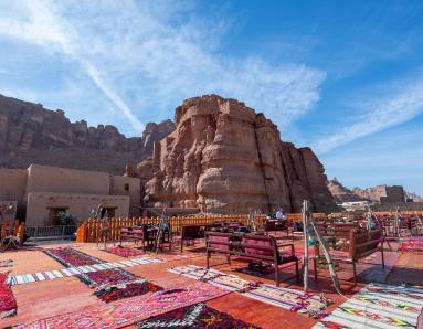 Winter At Tantora Festival Begins In Al Ula, Saudi Arabia