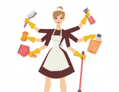 Desi Housewife: Quintessentially the Hardest Worker With No Rewards