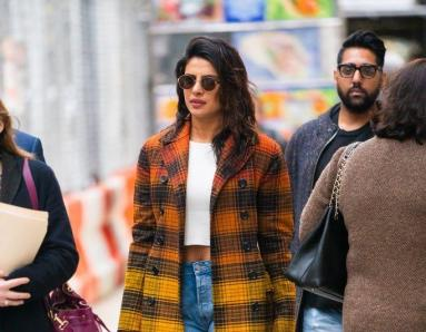 Priyanka Chopra and the Five Times She Aced The Street Style Game