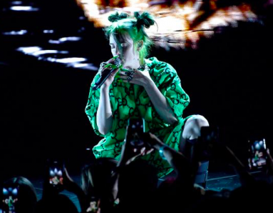 Billie Eilish Talks about Mental Health, Says She Wants to Help Fans Suffering From Depression