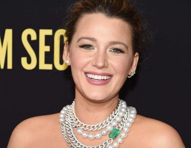Blake Lively Makes Ravishing Comeback After Giving Birth to Third Child