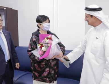 Coronavirus: Patient in UAE Recovers Fully