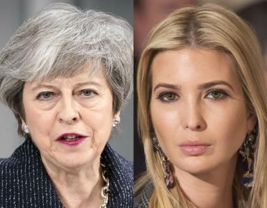Ivanka Trump and Theresa May to Speak at Women's Forum in Dubai