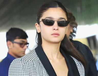 Alia Bhatt Rocks a Chic Airport Look We Want to Steal
