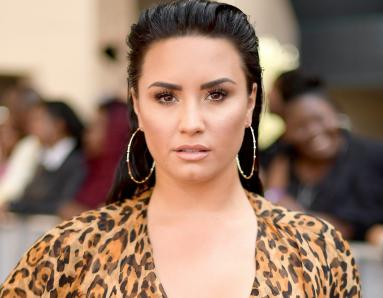 Demi Lovato's Drug Overdose was because of her Eating Disorder