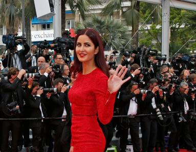 Katrina Kaif and The Times She Dazzled at the Red Carpet