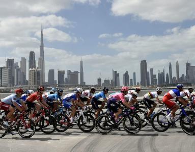 UAE Tour 2020: Road Closures Announced For Third Stage