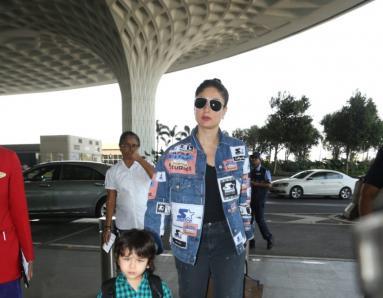 Kareena Kapoor to Alia Bhatt: Three Airport Looks of The Week