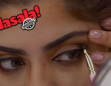 Arab Makeup Tutorial For Desis!