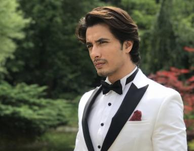 Ali Zafar is the New Bhaee in Town