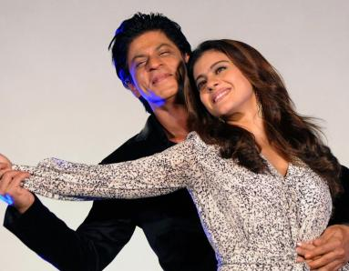 Shah Rukh Khan and Kajol To Star In a Film Soon?