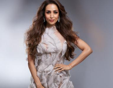 Malaika Arora Looks All Things Summer in Pretty Linen Dress