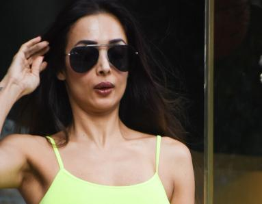 Malaika Arora is Practicing Sustainable Fashion; Here's Proof