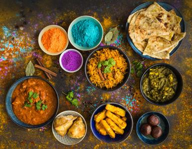 Holi in Dubai: Celebrate Festival of Colours at Khyber, The Palm