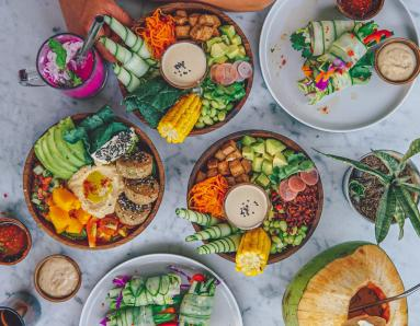 Top 15 Vegan-Friendly Restaurants in Dubai