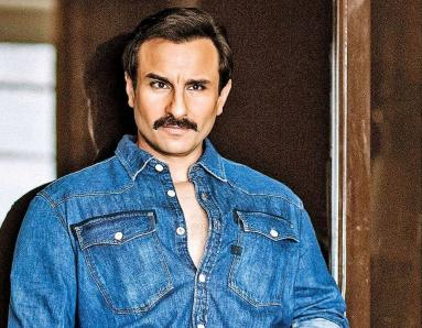 Saif Ali Khan's Neon Orange Shorts Are Brighter Than The Colours of Holi