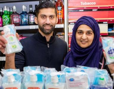 Coronavirus in Scotland: This Muslim Couple Is Distributing Free Kits To People