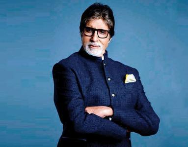 Amitabh Bachchan Drops Baritone for Gulabo Sitabo