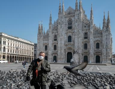 The Coronavirus Updates, Episode 04: Italy May Be Beginning to Flatten Its Peak?