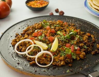 Recipe of the Day: Tawa Keema