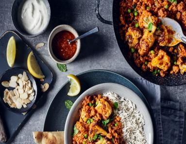 Ramadan Recipe: LAMB KEEMA CURRY