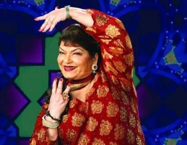 Bollywood stars pay tribute to Saroj Khan