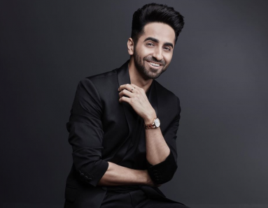 Ayushmann Khurrana is only Indian actor on Time's 100 most influential list
